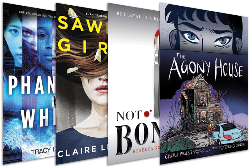 12 YA Titles To Give You Thrills & Chills