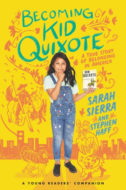 Becoming Kid Quixote: A True Story of Belonging in ­America