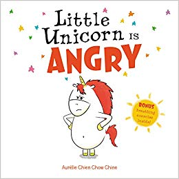 Little Unicorn Is Angry (Bk. 1)/Little Unicorn Is Scared (Bk. 2)