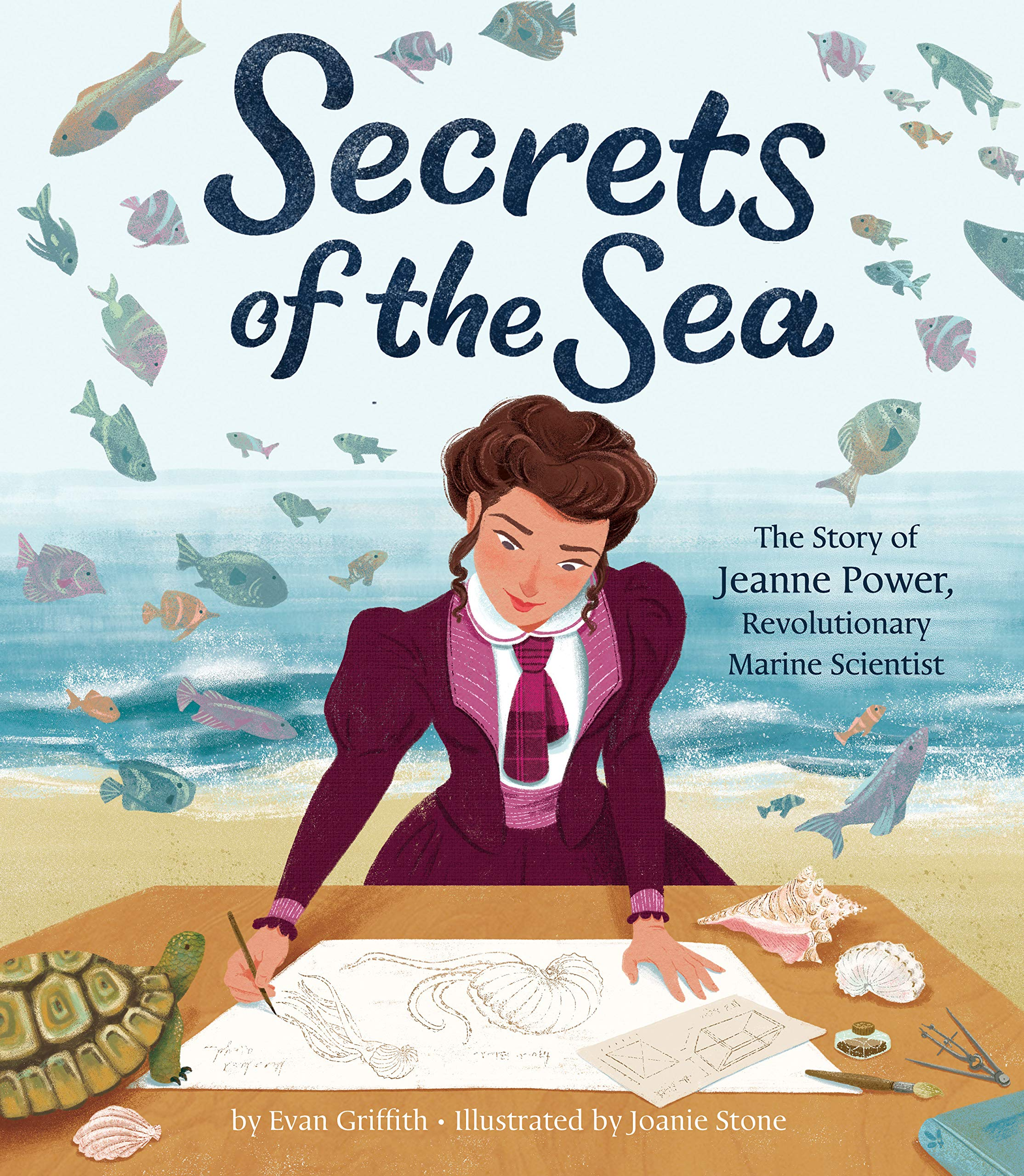 Secrets of the Sea: The ­Story of Jeanne Power, Revolutionary Marine Scientist