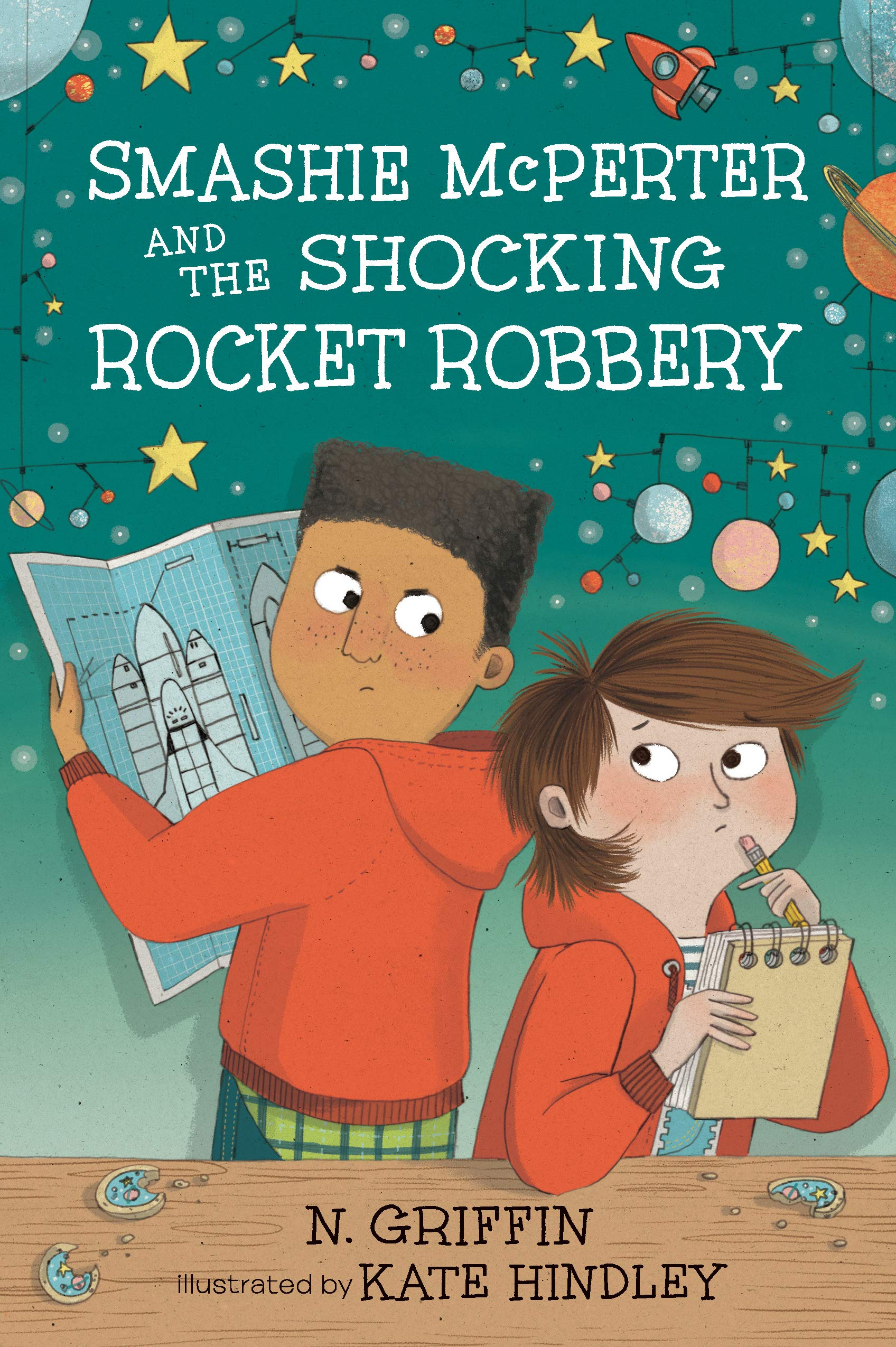 Smashie McPerter and the Shocking Rocket Robbery