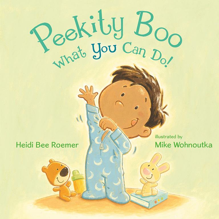 Peekity Boo—What You Can Do!