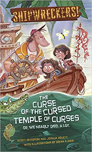 Shipwreckers: The Curse of the Cursed Temple of Curses or We Nearly Died. A Lot
