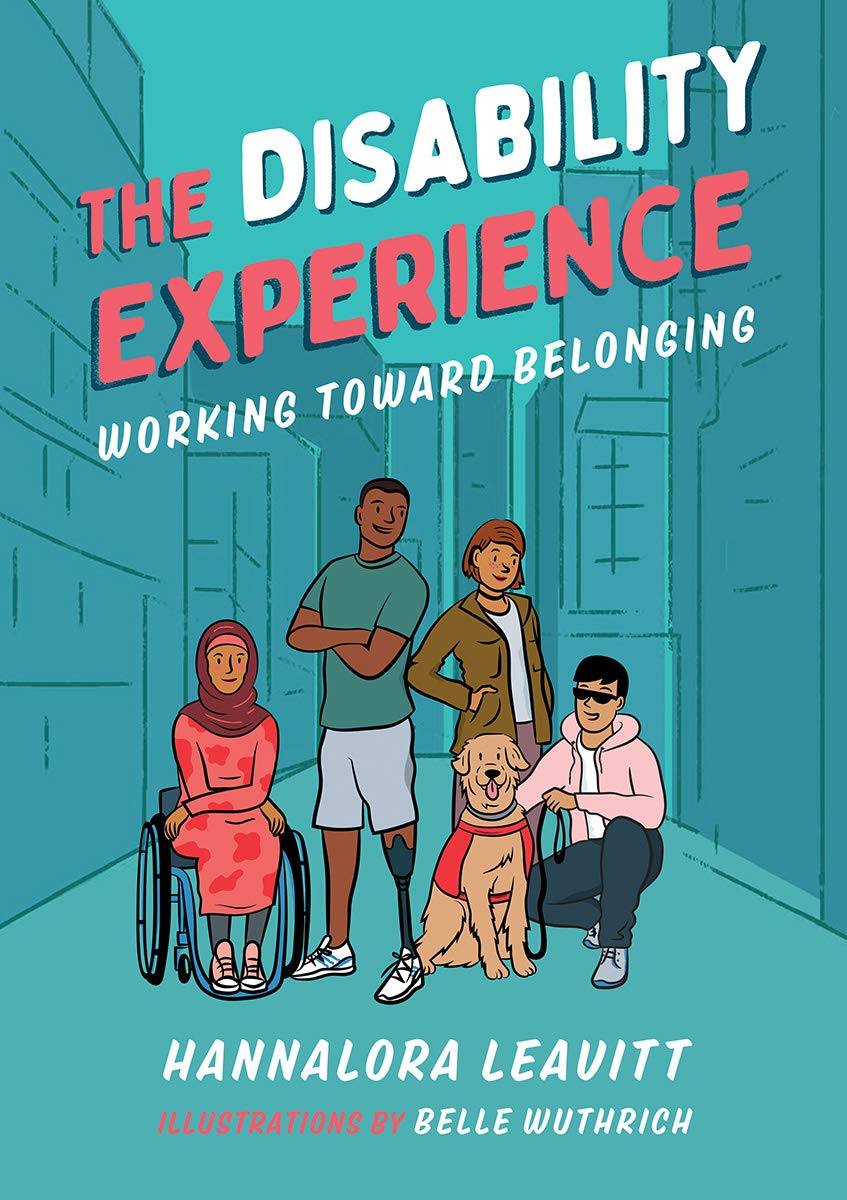 The Disability Experience: Working Toward Belonging