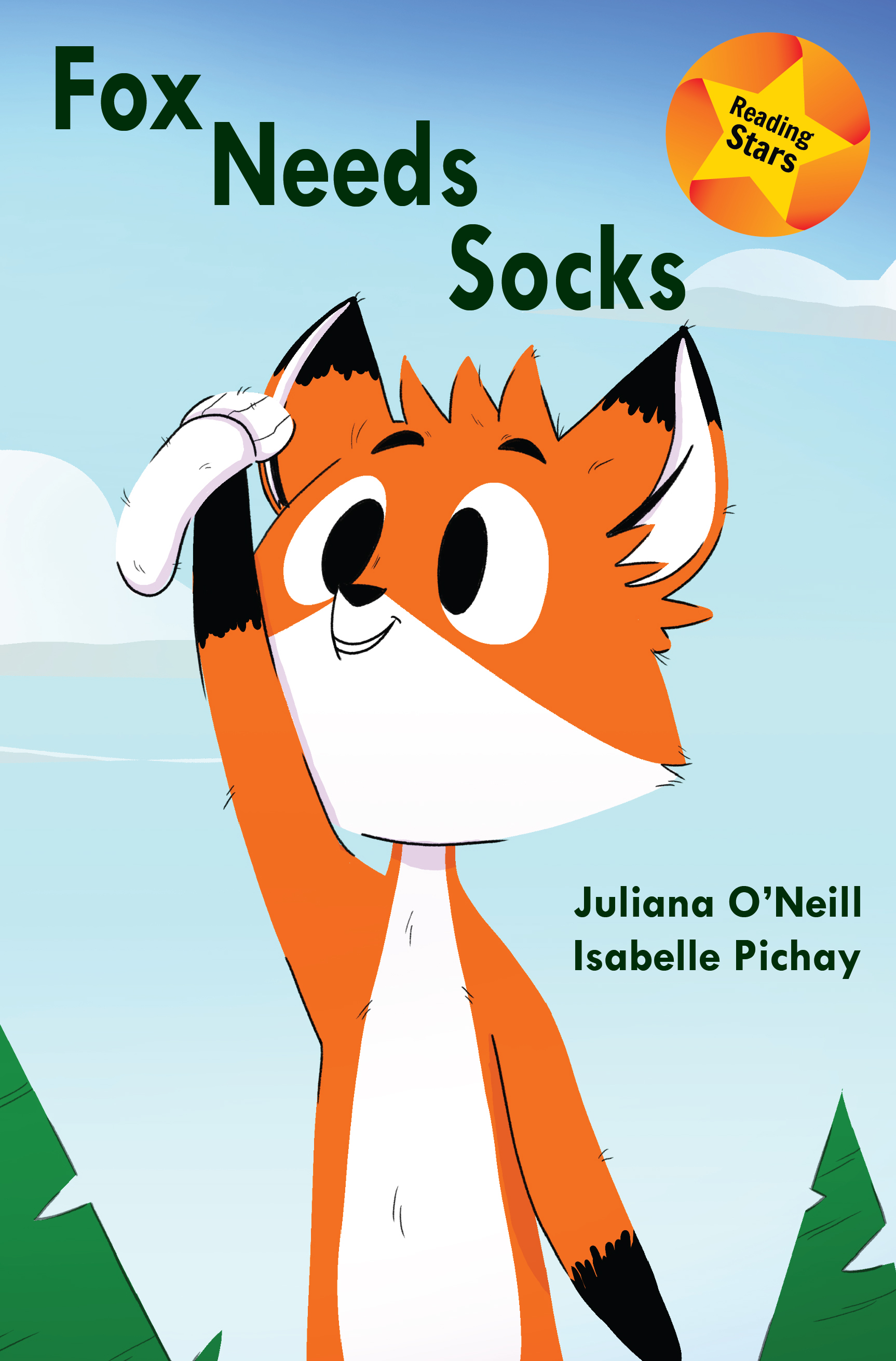 Fox Needs Socks