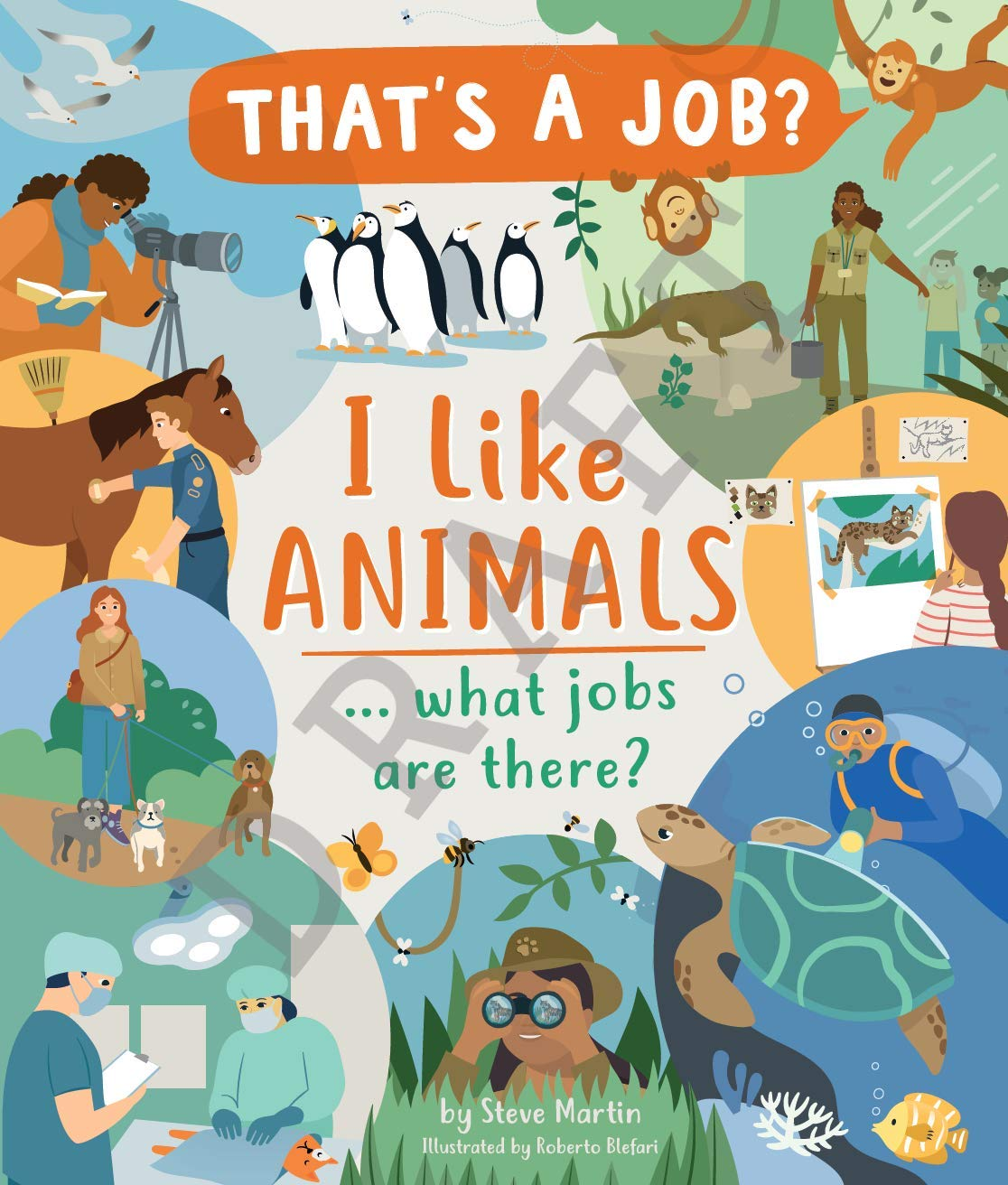 I Like Animals...What Jobs Are There?