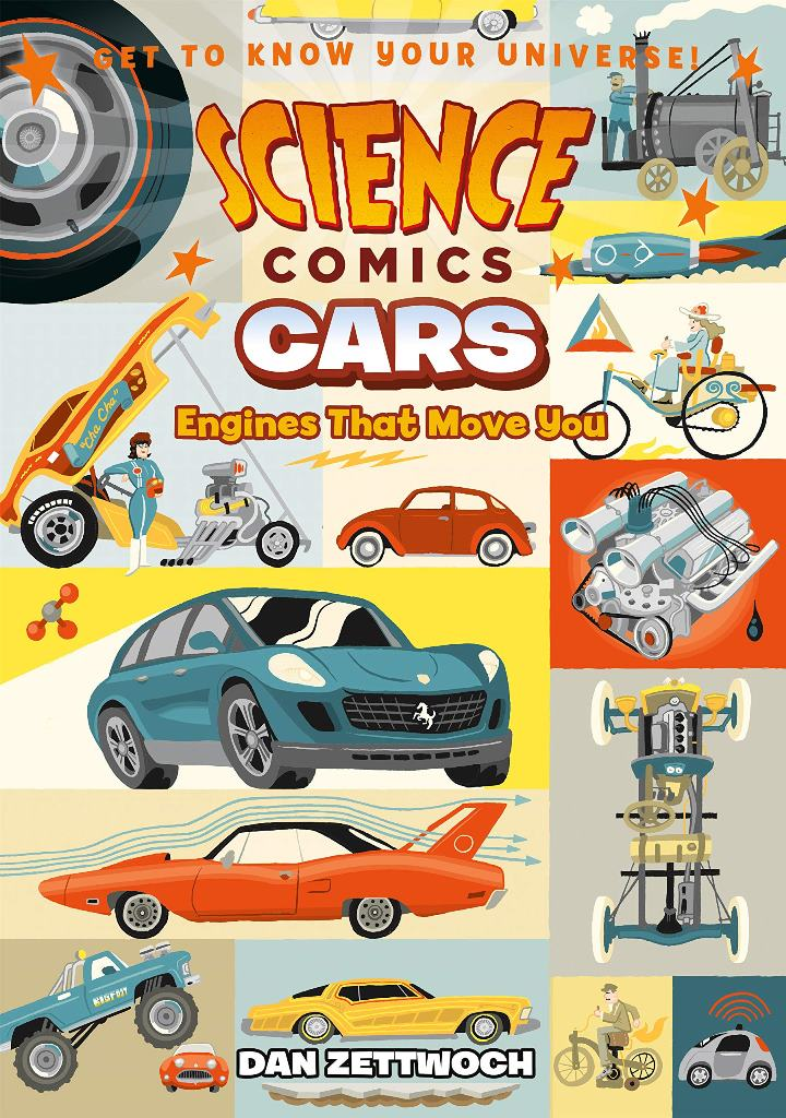 Cars: Engines That Move You