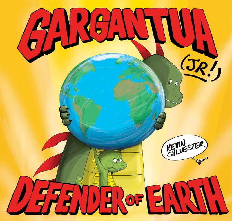 Gargantua (Jr!): Defender of Earth
