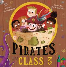 Pirates in Class 3