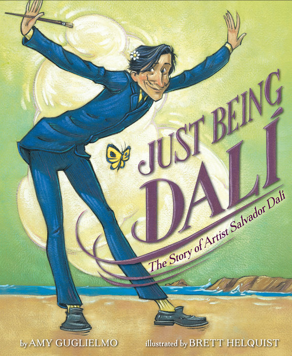 Just Being Dalí: The Story of Artist Salvdador Dalí