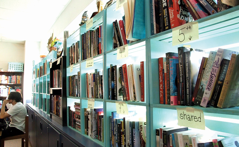 Astonishing Love Them Or Hate Them Classroom Libraries Can Provide Home Interior And Landscaping Spoatsignezvosmurscom
