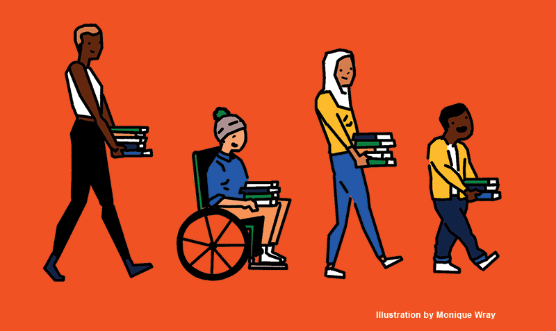 Can Diverse Books Save Us? <br/>In a divided world, librarians are on a mission