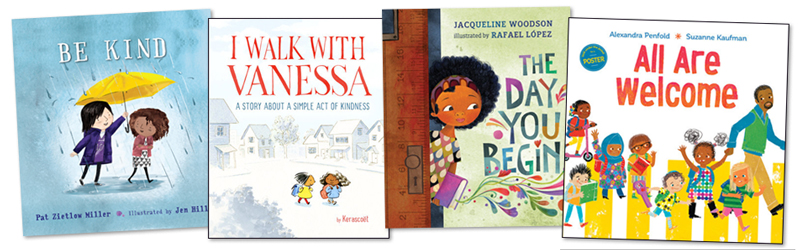 Choosing Kindness: Picture Books to Read Aloud