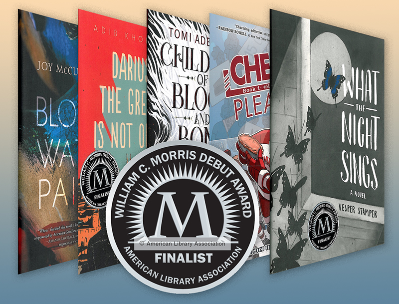 2019 Morris Award Finalists Announced