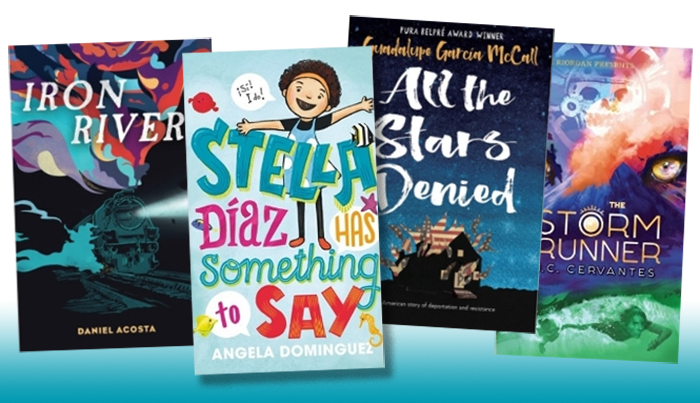 27 Middle Grade and YA Latinx Titles for National Hispanic Heritage Month and Beyond