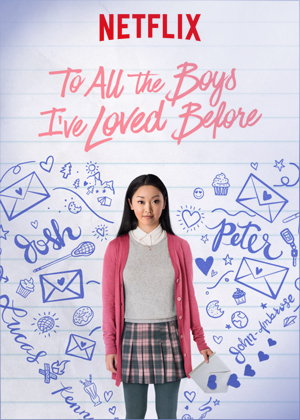 To the boys i loved before book