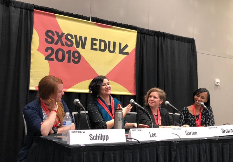 Librarians 'Go Global' at SXSW EDU 2019