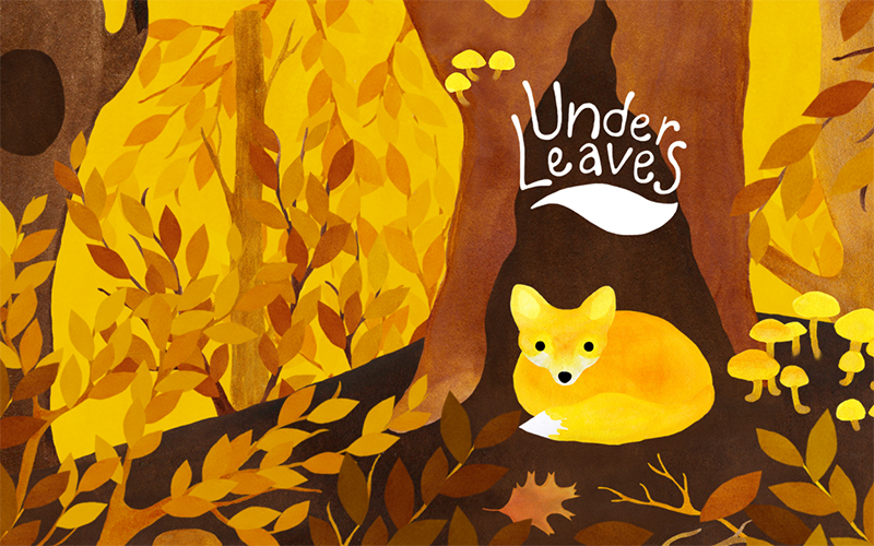 Under Leaves | Touch and Go