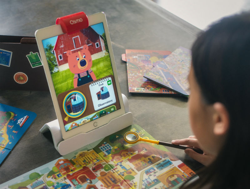Seek-and-Find Around the World with Osmo's Detective Agency | Tech Review