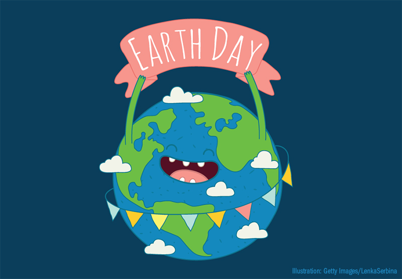 Happy Earth Day: Articles, Booklists, Reviews, and More