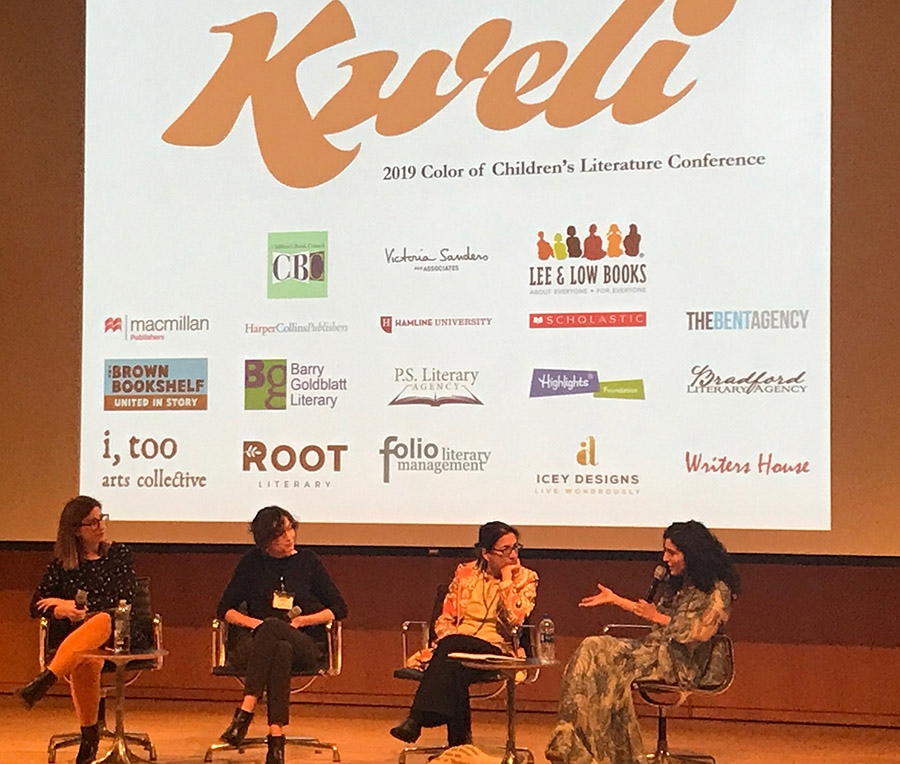 Kweli Conference: A Celebration of Community, Honest Assessment of Publishing, and Clarion Call