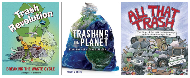 Talking About Trash | New Books Highlight a Critical Issue