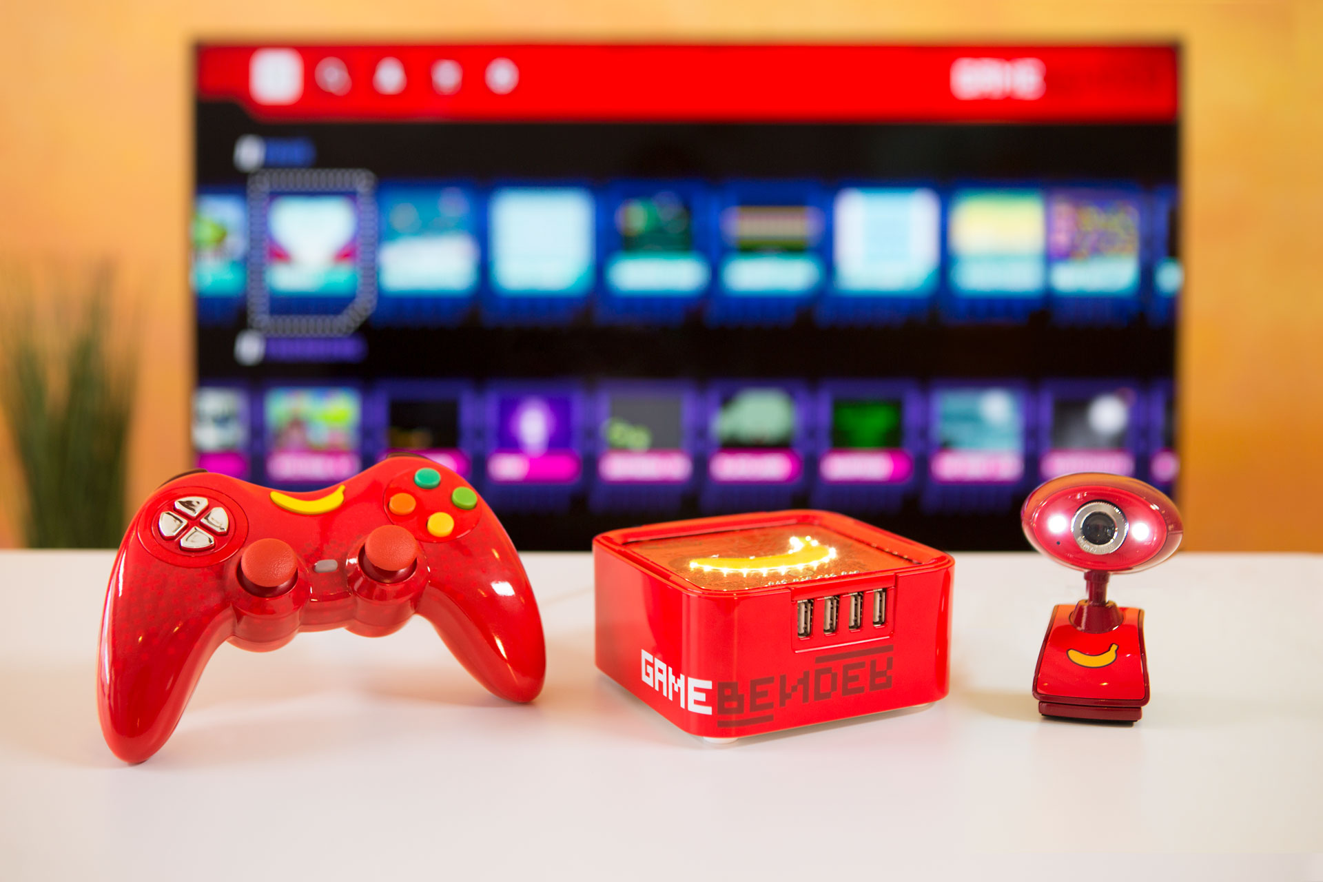 Makey Makey Creators Announce GameBender, A New Game System