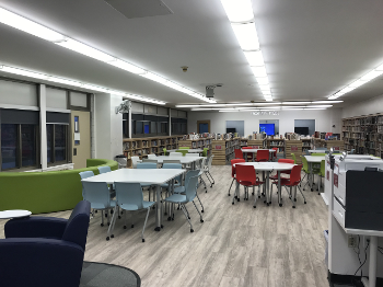 New York High School Creates Model Library Learning Commons ...
