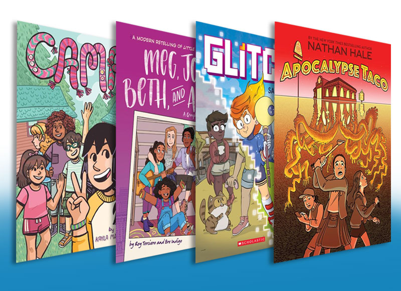 2019 Comics for Kids You Should Keep an Eye On