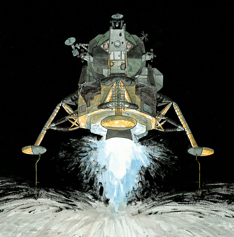 On the 50th Anniversary of the Moon Landing, the Best Resources, Books for Young Readers