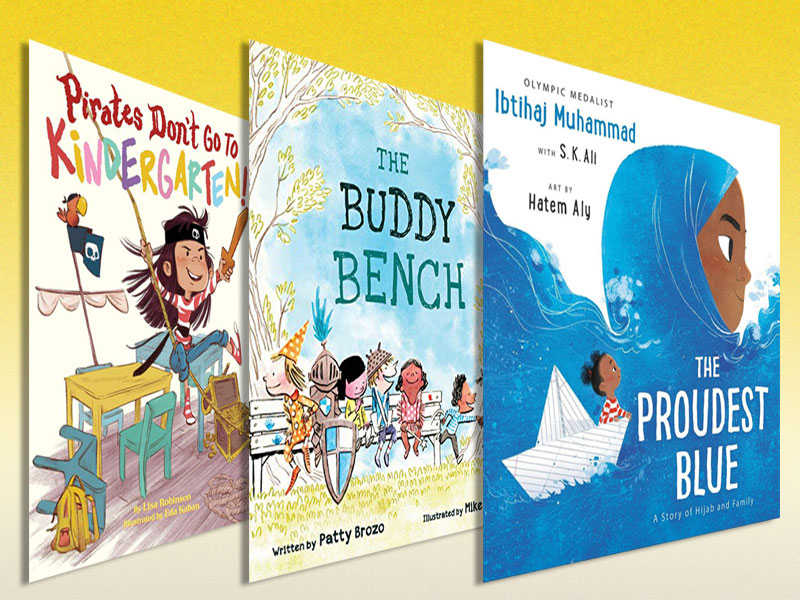 New Year, New Books: It's Back to School