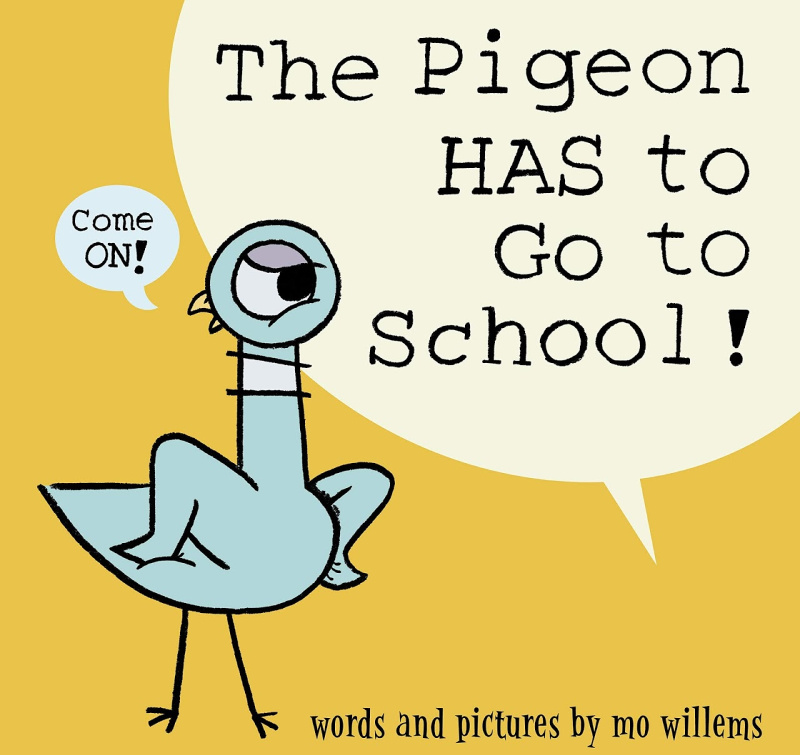 Teaching Ideas for The Pigeon Has to Go to School! |The Classroom Bookshelf