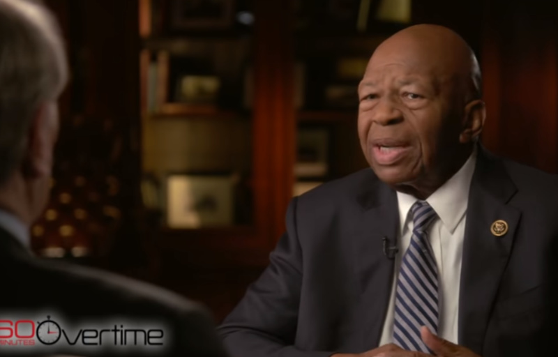 """The People Who Helped Me the Most Were the Librarians"" — Rep. Elijah Cummings"