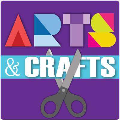 Spectacular and Craft-Tacular: Arts & Crafts Series Nonfiction