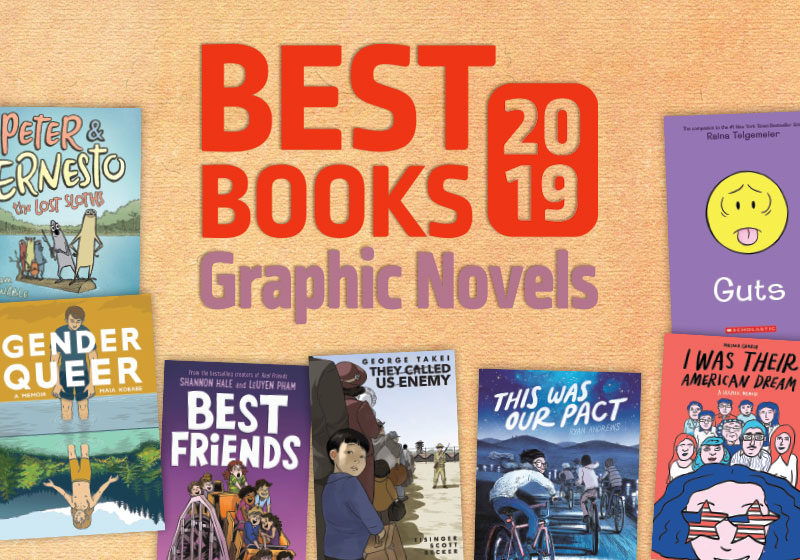 Best Graphic Novels 2019 | SLJ Best Books