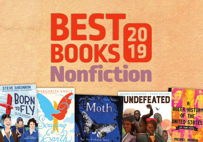 Best Nonfiction 2019 | SLJ Best Books