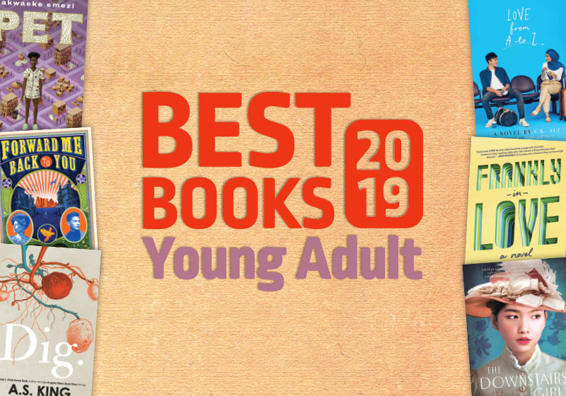 Best Young Adult Books 2019 | SLJ Best Books