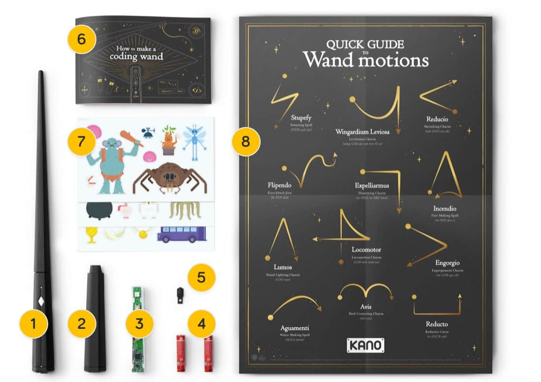 Kano's Harry Potter Kit Makes Coding Magic | Tech Review