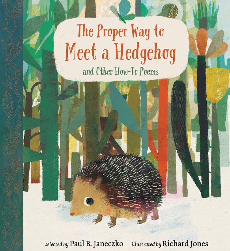 The Proper Way to Meet a Hedgehog and Other How-To Poems | Lesson Plan