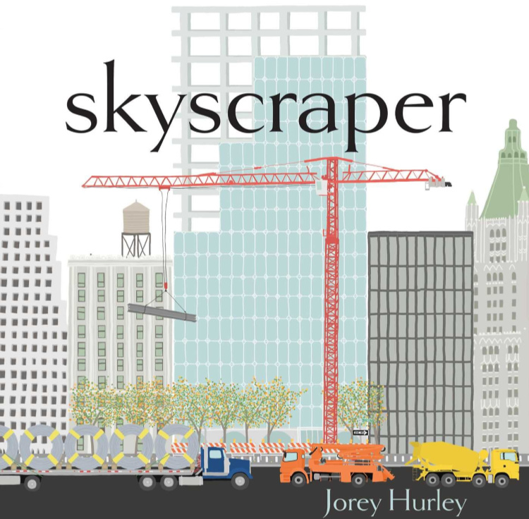 Teaching with Jorey Hurley's 'Skyscraper'