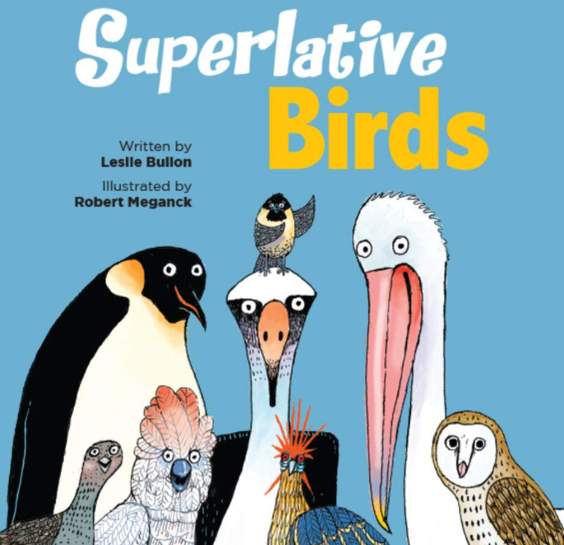Exploring Poetry, Language, and Adaptation with 'Superlative Birds,' a Lesson Plan