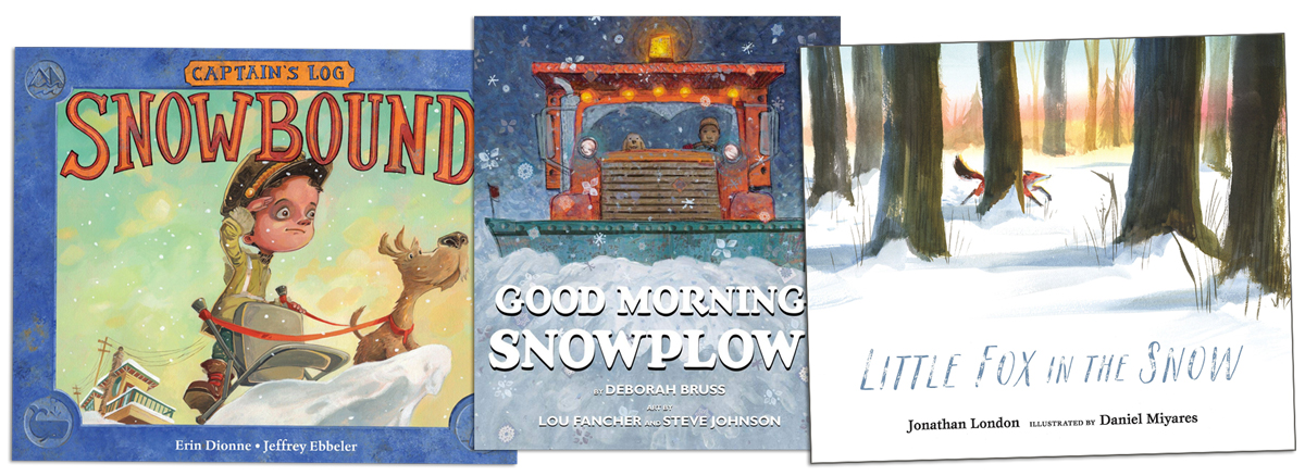 Wintery Reads | New Picture Books