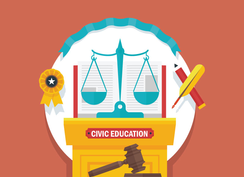 A Look at Civics Education, State by State