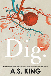 'Dig' Wins the Printz, Much to Author A.S. King's Surprise