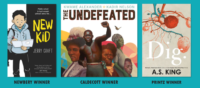 SLJ Reviews of the 2020 Newbery, Caldecott, and Printz Award Winners