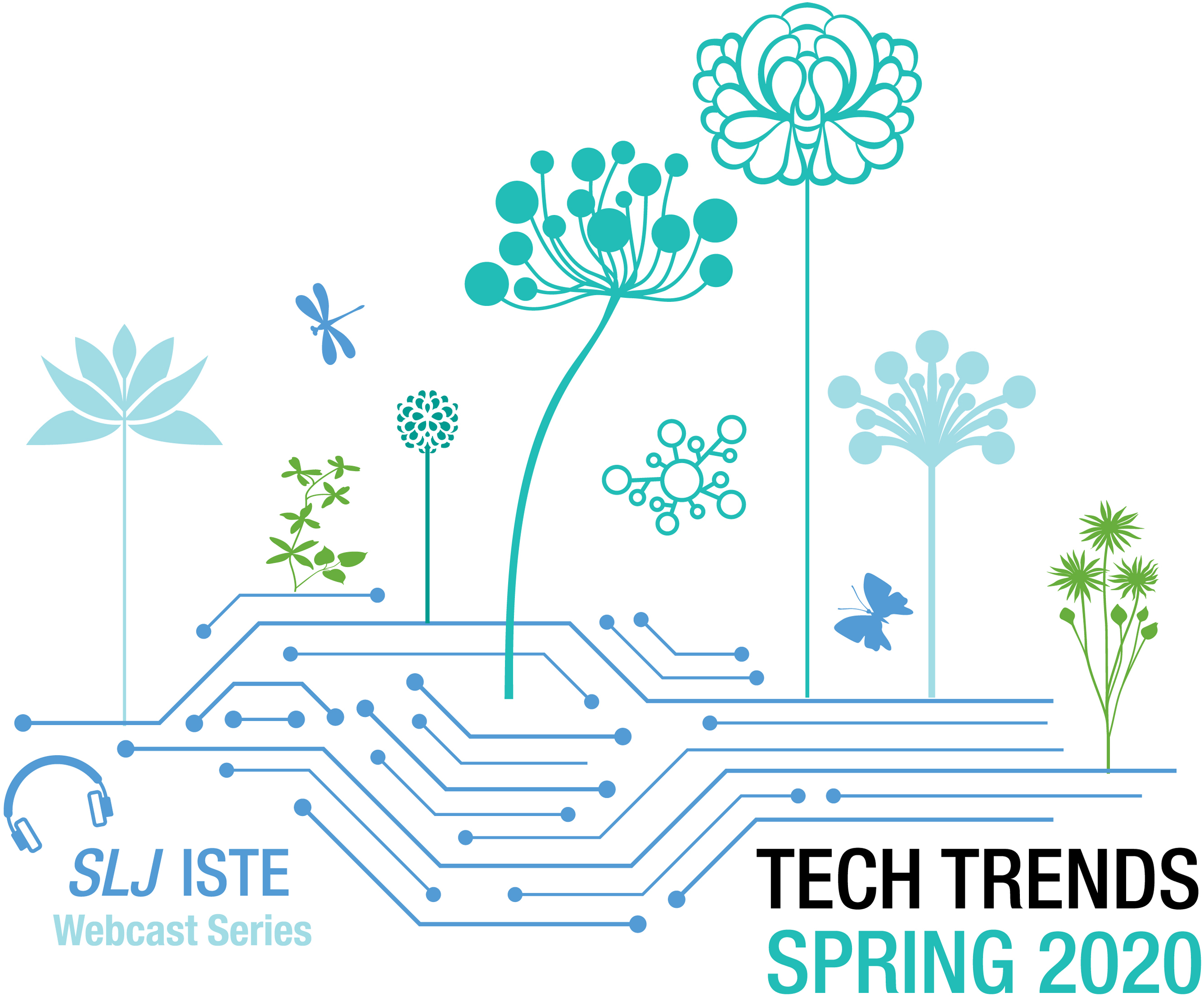 SLJ/ISTE Webcast Series Returns with Tech Trends Spring 2020