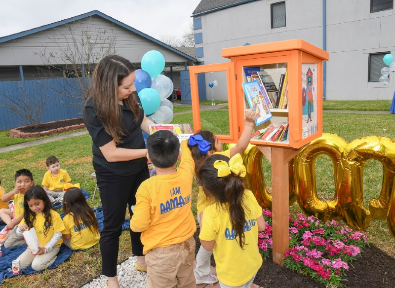 Little Free Library Unveils 100,000 Box, Celebrates with Giveaway
