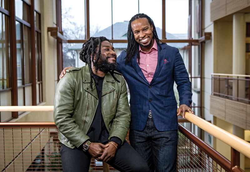 "Nikole Hannah-Jones Talks to Jason Reynolds and Ibram X. Kendi About Their Book, ""Stamped: Racism, Antiracism, and You"""