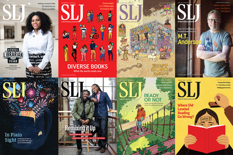 School Library Journal Offers Free Full Access to Content, Digitized Magazines