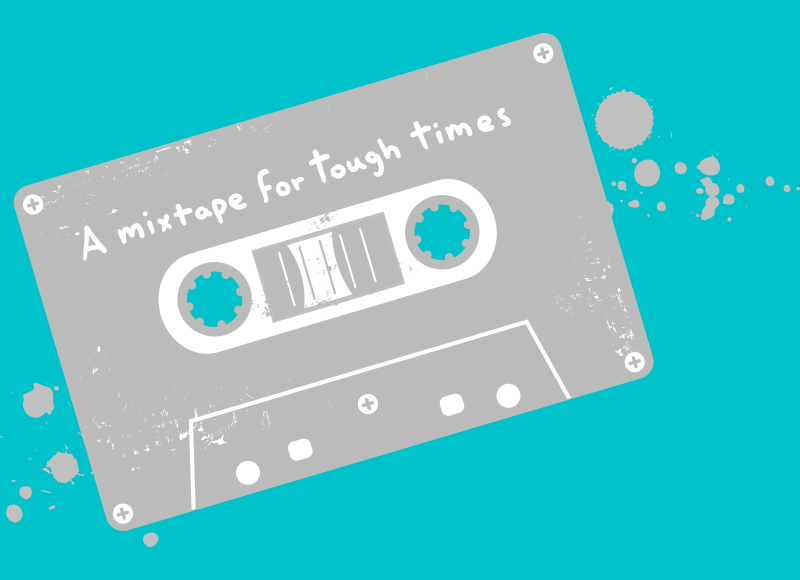 A News– and Media Literacy–Themed Mixtape for Tough Times